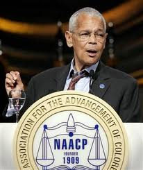Former NAACP Board Chairman Julian Bond